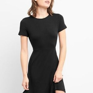 The Gap Softspun Fit and Flare Dress
